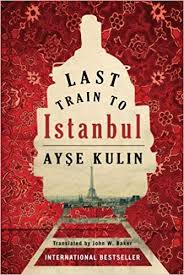 Amazon Books release cover of Last Train to Istanbul.